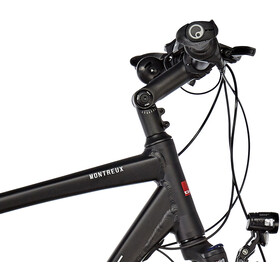 Ortler Montreux Power 500, black matte